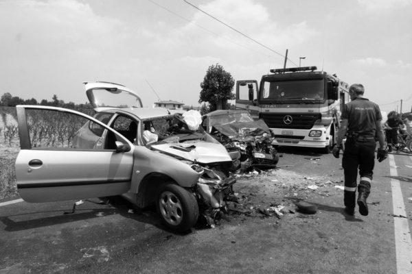 Incidente stradale mortale a Milano